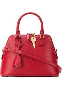 Maison Margiela 5Ac Tote Bag - Vermelho