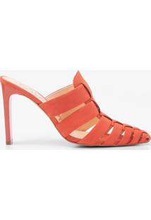 Sapato+Faccine+Scarpin+Coral