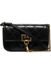 Givenchy Bolsa Transversal Pocket Mini - Preto