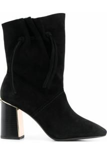 Tory Burch Ankle Boot Gigi - Preto