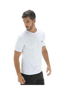 Camiseta Timberland Dunstan Rv Crew Tee - Masculina - Branco