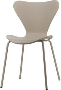 Cadeira Barcelona Polipropileno Fendi Com Base Aco - 61214 - Sun House