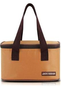 Bolsa Térmica Lisa Essencial Iii Jacki Design - Unissex