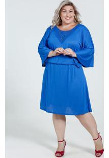 a88e85271 Vestido Guipir Manga Curta feminino | Shoelover