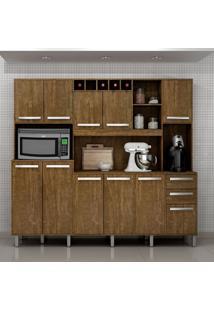 Cozinha Compacta Petra 11 Pt 2 Gv Ipê