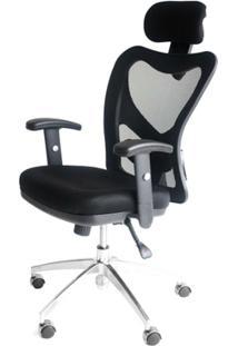 Cadeira Office Ergo Alta - Unissex