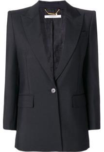 Givenchy Blazer Com Abotoamento - Preto