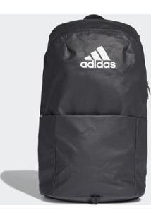 Mochila Adidas Training Id - Unissex-Preto