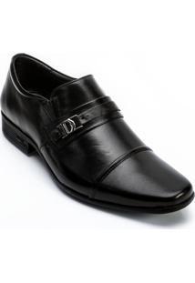 Sapato Jota Pe 13122 - Masculino-Preto