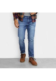 Calça Jeans Slim Reserva Stone Masculina - Masculino