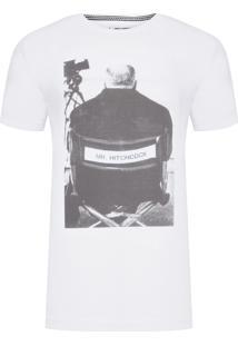Camiseta Masculina Mr. Hit - Branco
