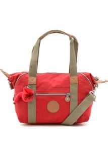 Bolsa Kipling Handbags Art Mini Vermelha