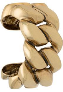 À La Garçonne Bracelete Grume Max Lisa X Hector Albertazzi - Dourado