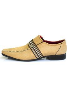 Sapato Vegano Shoes Ciclane Caramelo