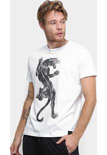 Camiseta Ellus Panther Masculina - Masculino