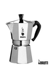 Cafeteira Expresso Em Aluminio Para 6 Xicaras - Moka Bialetti