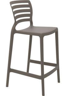 Cadeira Sofia- Cinza- 93,5X48X47Cm- Tramontinatramontina