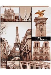 Album De Foto 200 Folhas Paris 24X19X6Cm Fullway