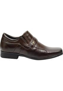 Sapato Social Renne Marcel 193 - Masculino-Marrom Escuro