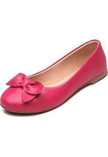 Sapatilha Fiveblu Laço Pink