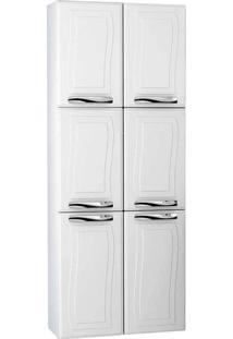 Paneleiro Ipanema 6 Portas Branco - Colormaq