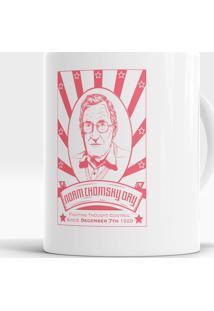 Caneca Noam Chomsky Day