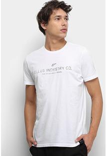 Camiseta Ellus Basic Masculina - Masculino