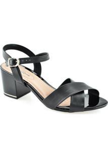 Sandália Salto Médio Modare 7109201