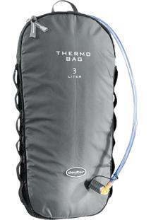 Bolsa Térmica De Hidratação 3 Litros Streamer Thermo Bag 3.0 - Deuter Preto