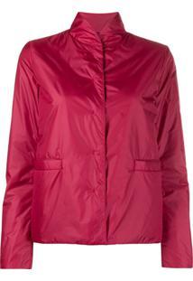Aspesi Mostarda Light Jacket - Vermelho