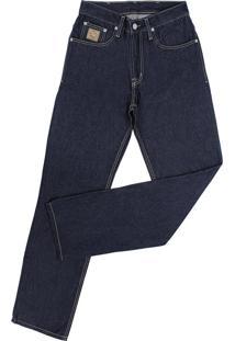 Calça Jeans Tassa Azul Escuro