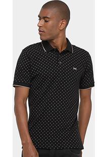Camisa Polo Triton Miini Print Masculina - Masculino