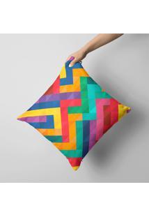 Almofada Avulsa Geométrico Color