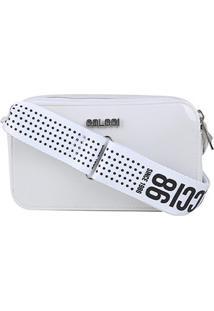 Bolsa Colcci Mini Bag Santorini Feminina - Feminino-Branco