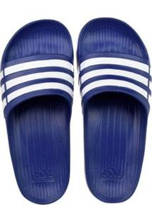Chinelo Slide Adidas Duramo - Unissex