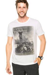 Camiseta Sommer Follow Your Branca