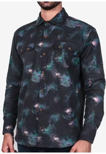 Camisa Flanela Abstract 200330