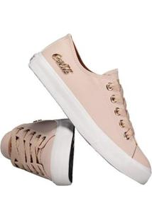 Tênis Coca Cola Shoes Feminino - Feminino-Rosa