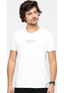 Camiseta Calvin Klein Nyc Masculina - Masculino