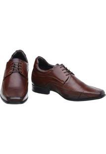 Sapato Social Rafarillo Masculino - Masculino-Marrom