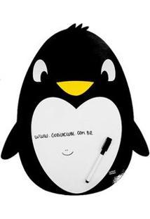 Imã De Geladeira Pinguim Fofinho