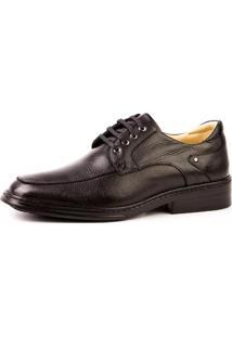 Sapato Comfort Doctor Shoes 911 Preto