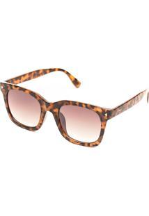 Óculos De Sol Thomaston Arrow Tartaruga - Kanui