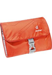 Pochete Deuter - Wash Bag I . Laranja