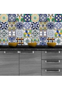 Adesivo Azulejos Portugueses 24 (15X15Cm)