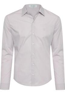 Camisa Masculina Caulin - Bege