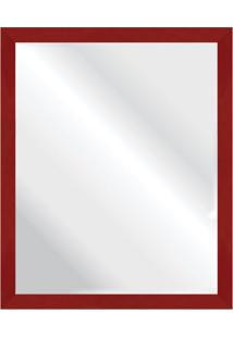 Espelho Savana Vermelho 47X57Cm