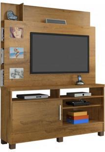 Estante Home Para Tv Até 50 Polegadas 1 Porta Aporé Jcm Móveis