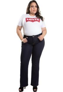 ... Calça Jeans 315 Shaping Bootcut Plus Size Levis - Feminino-Azul be1a8534d01