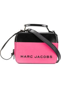 Marc Jacobs Dipped Colour-Block Tote Bag - Rosa